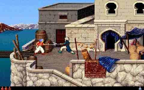 Aperçu du jeu Prince of Persia 2